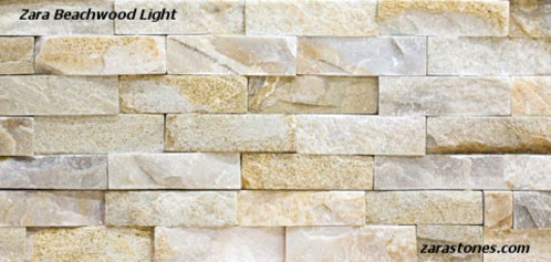 Crema Marfil Travertine Split Face Wall Cladding Quartzite